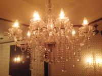 Lounge Chandelier -ラウンジシャンデリア-男性用1枚目