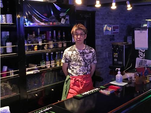 Bar OVER TAKE男性用1枚目