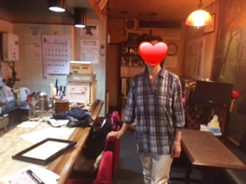 喫茶スナック ふじ男性用1枚目