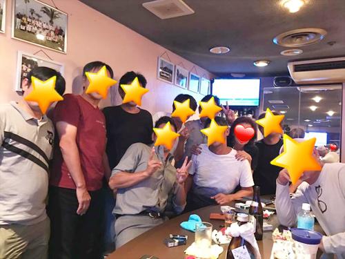 カラオケBAR 道~ロード…男性用1枚目